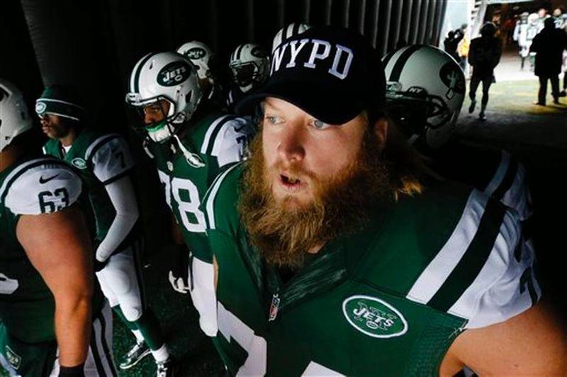NY Jets NYPD Cap