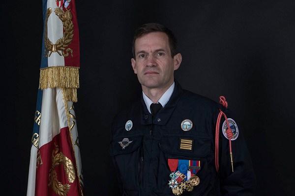 Colonel Laurent Phelip GIGN