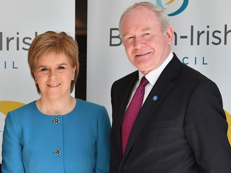 Sturgeon-mcguiness