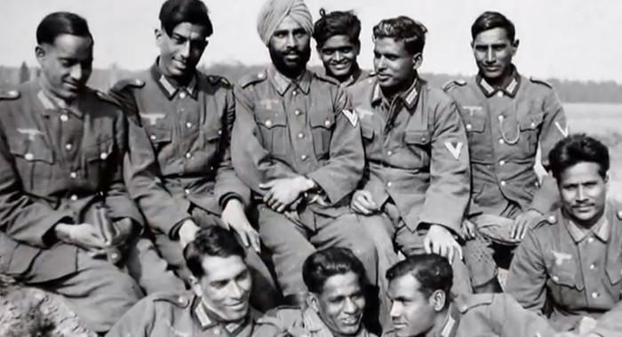 Free Indian Legion 1